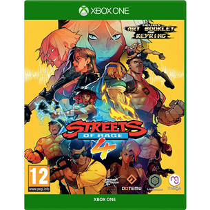 Xbox One mäng Streets of Rage 4