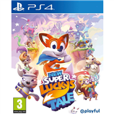 PS4 mäng New Super Luckys Tale