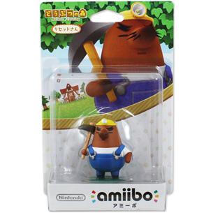 Amiibo Mr. Resetti (Animal Crossing)