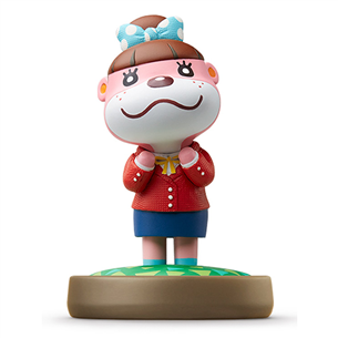 Фигурка Amiibo Lottie (Animal Crossing) 4902370530438