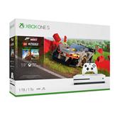 Mängukonsool Microsoft Xbox One S (1 TB) + Forza Horizon 4