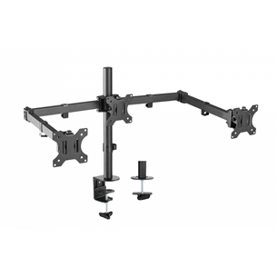 Monitor desk mount Essentials Triple Static (13-27'') 4897076692804