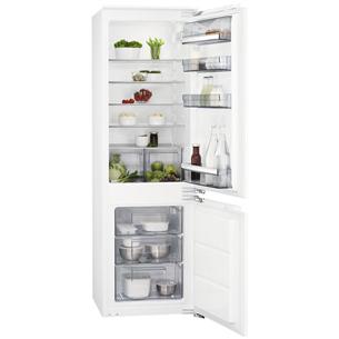 Built-in refrigerator AEG (177 cm)