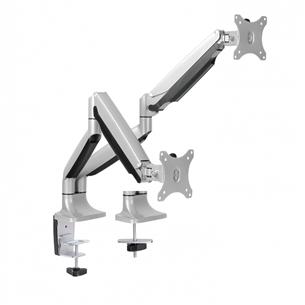 Monitor desk mount Essentials Premium Dual Gaslift (13-32'')