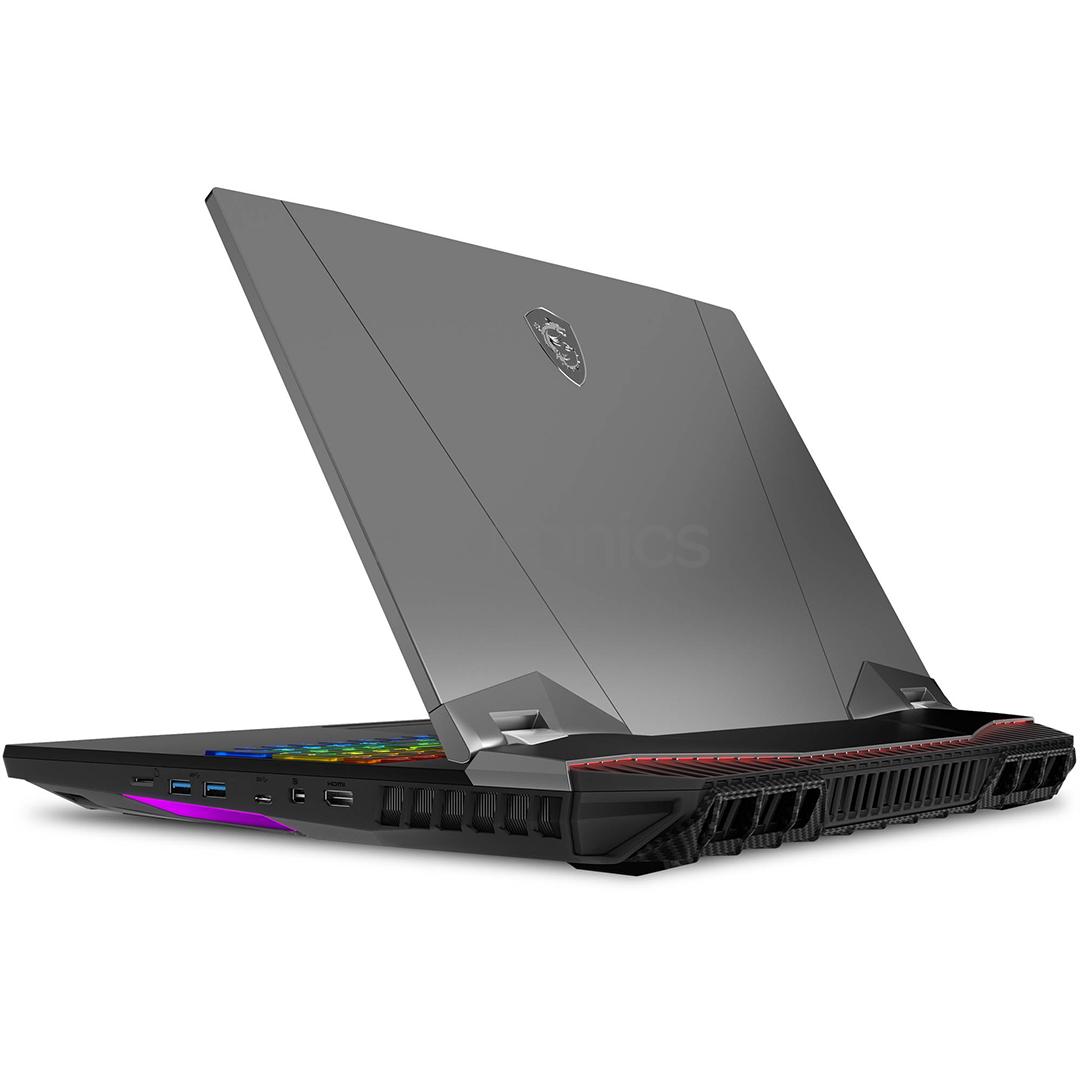 Sülearvuti MSI GT76 Titan 10SFS