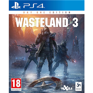 PS4 game Wasteland 3 4020628733575