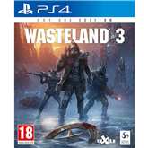 PS4 game Wasteland 3
