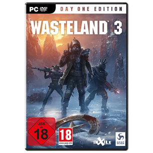 PC game Wasteland 3 4020628733582