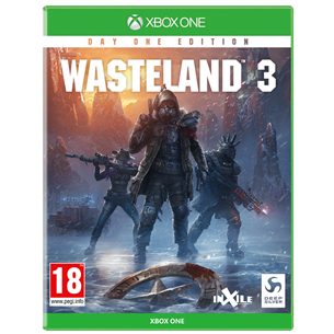 Xbox One game Wasteland 3