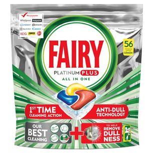 Таблетки для посудомоечной машины Fairy 56 шт