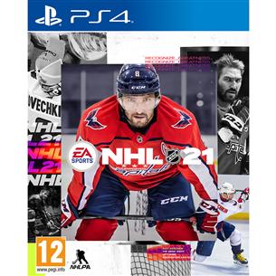 PS4 mäng NHL 21 5030935122985