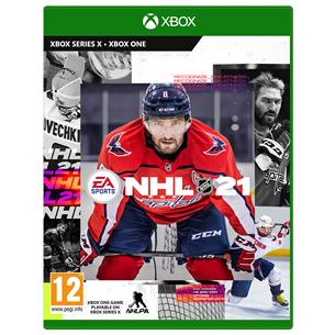 Xbox One / Series X/S game NHL 21