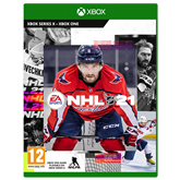 Xbox One / Series X/S mäng NHL 21 (eeltellimisel)