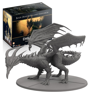 Board game Dark Souls: Black Dragon Expansion 5060453692523