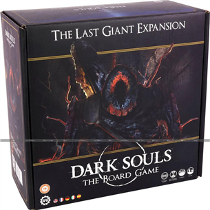 Board game Dark Souls: The Last Giant Expansion 5060453692738