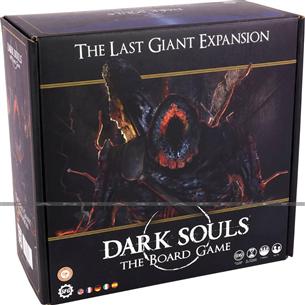 Lauamäng Dark Souls: The Last Giant Expansion