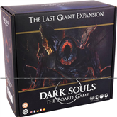 Lauamäng Dark Souls: The Last Giant Expansion