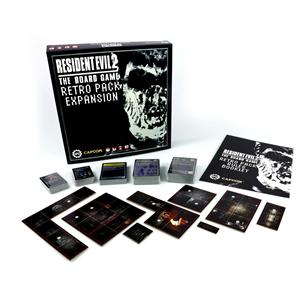 Board game Resident Evil 2 Retro Pack Expansion