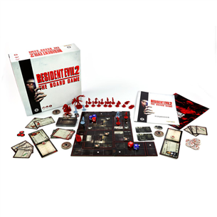 Lauamäng Resident Evil 2 Survival Horror Expansion