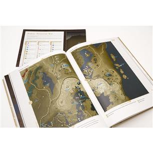Книга The Legend of Zelda: Breath of the Wild Guide