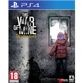 PS4 mäng This War of Mine: The Little Ones
