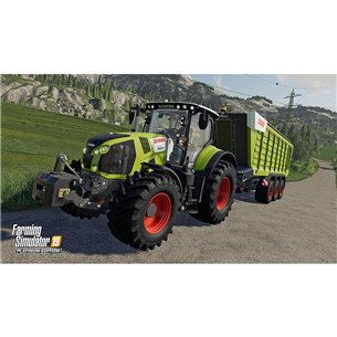 Компьютерная игра Farming Simulator 19 Premium Edition