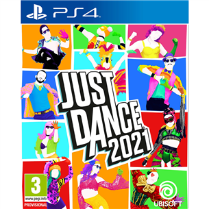 PS4 mäng Just Dance 2021