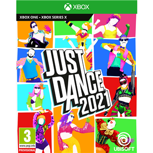 Xbox One / Series X/S mäng Just Dance 2021