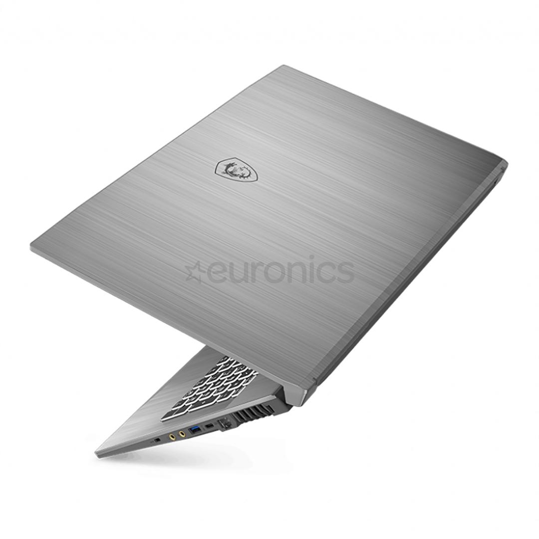 Notebook MSI Creator 17M