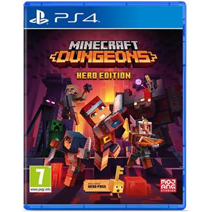 Игра Minecraft Dungeons Hero Edition для PlayStation 4 5060760880644