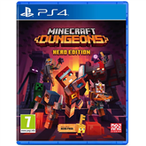 PS4 mäng Minecraft Dungeons Hero Edition