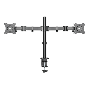 Monitor desk mount Deltaco Dual ARM-0300