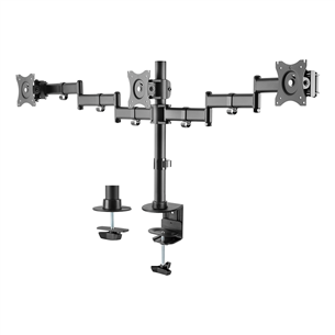 Monitor desk mount Deltaco Triple ARM-0301
