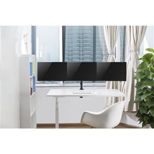 Monitor desk mount Deltaco Triple