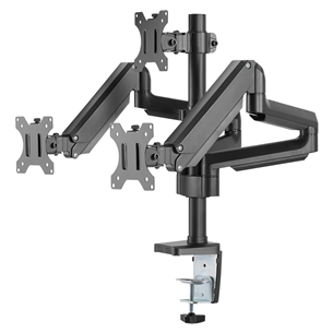 Monitor desk mount Deltaco Triple Gas Spring ARM-0352