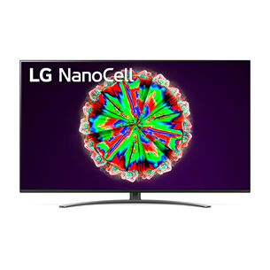 65'' NanoCell 4K LED LCD TV LG 65NANO813NA.AEU