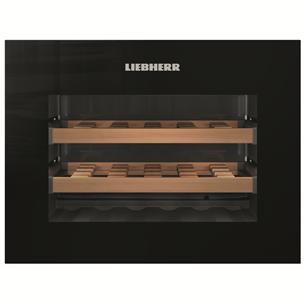 Интегрируемый винный шкаф Liebherr (18 бутылок) WKEGB582-21