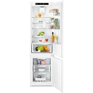 Интегрируемый холодильник AEG (189 см)