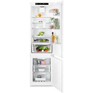 Интегрируемый холодильник AEG (189 см) SCE819D8TS