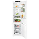 Built-in refrigerator AEG / 189 cm
