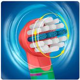 Электрическая зубная щетка Braun Oral-B PIXAR + футляр