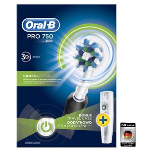 Elektriline hambahari Braun Oral-B Pro 750 PRO1750B