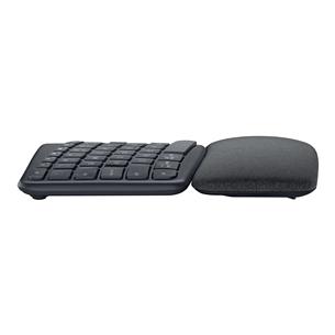 Wireless keyboard Logitech ERGO K860 (SWE)