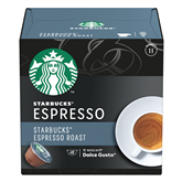 Kohvikapslid Starbucks Nescafe Dolce Gusto Espresso Roast