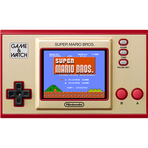 Gaming consule Nintendo Game and Watch Super Mario Bros. 045496444914