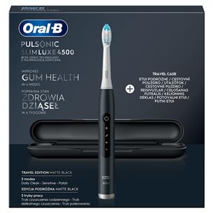 Elektriline hambahari Braun Oral-B Pulsonic Slim Luxe 4500