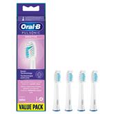 Насадки для зубной щетки Braun Oral-B Pulsonic (Sensitive 4 шт)