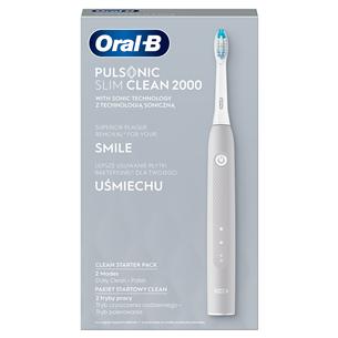 Elektriline hambahari Braun Oral-B Pulsonic Slim Clean 2000