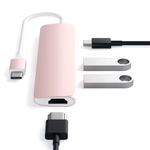 Adapter USB-C hub Satechi