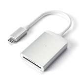 MicroSD ja SD Card reader Satechi USB-C UHS-II